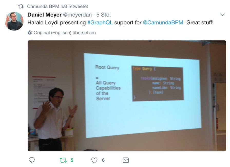 2017 Loydl Camunda Graphql talk